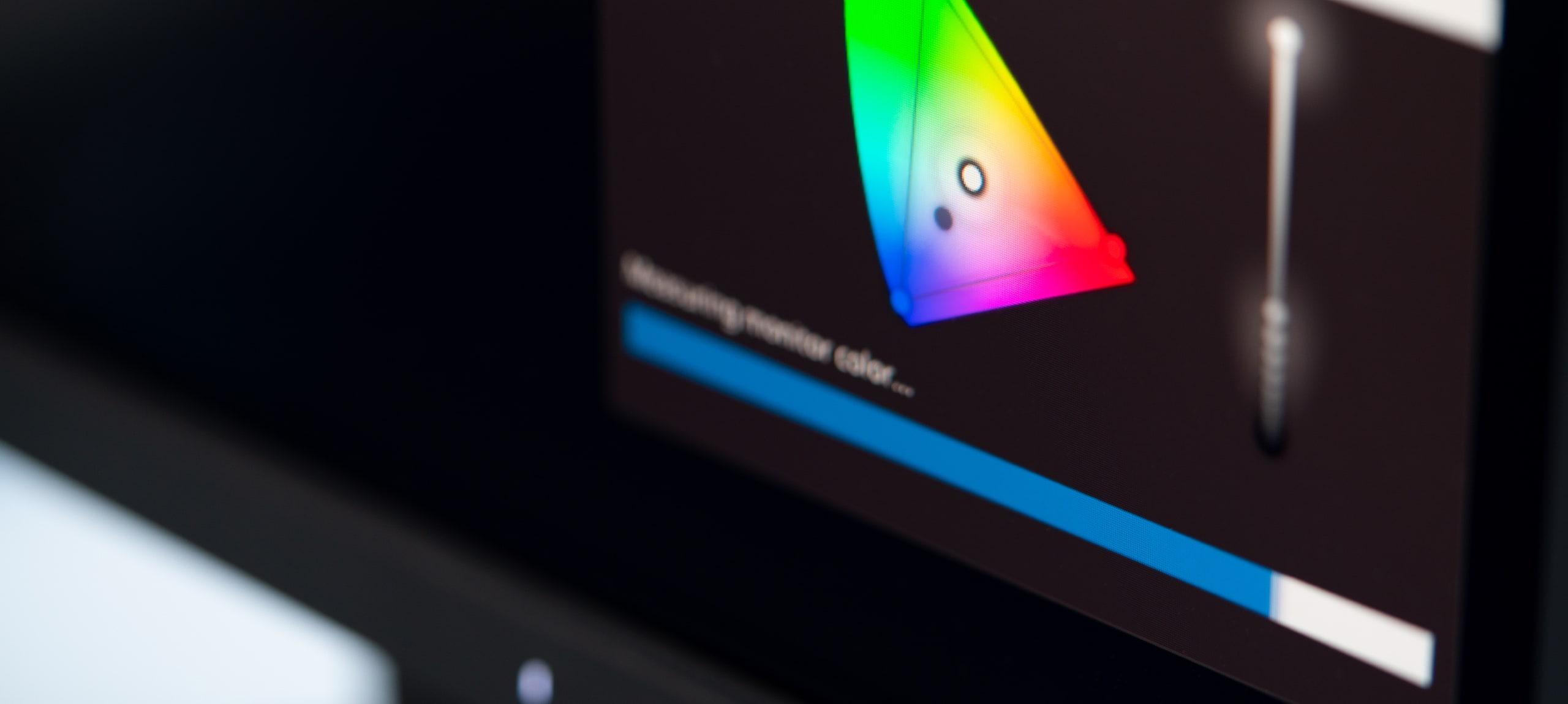 Calibrazione del monitor, la norma ISO 3664:2009